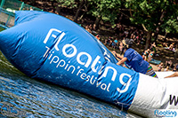 Blob Jump Floating Trippin' Festival 2016