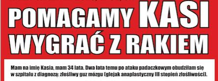 Zbiórka Publiczna Kasia Miszczuk 2