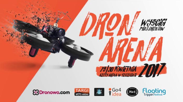 Dron Arena sektor