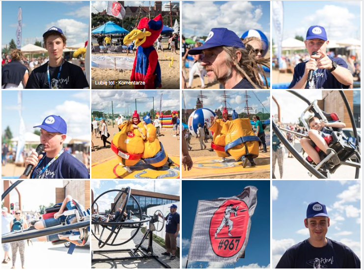 Floating Trippin' Festival Strefa Sportu 2017 2