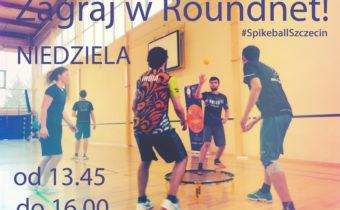 Roundnet na hali Niedziela