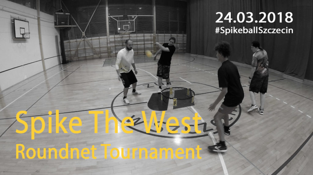 Spike The West baner_ 24 03 2018