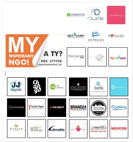 Partnerzy My wspieramy NGO
