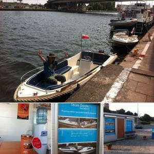 Zbiórka Publiczna Team Boat Szczecin