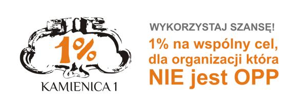 1% wspólny cel baner